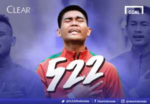 Clear - Rekor Cleansheet Indonesia Sea Games Cover