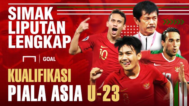 Footer Kualifikasi Piala Asia U23 2019