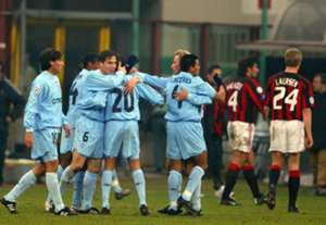 Celta Vigo Champions League 2003/04