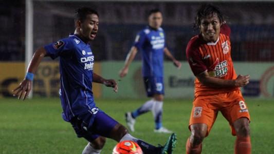 Gian Zola - Persib Bandung & Asri Akbar - Pusamania Borneo FC