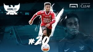 Goal25 20 M Taufiq