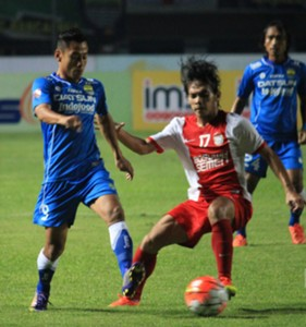 Persib Bandung vs. PSM Makassar - ISC 2 Juli 2016