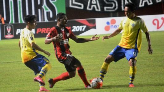 Persipura Jayapura v Persegres Gresik United | Piala Presiden 2017 09022017