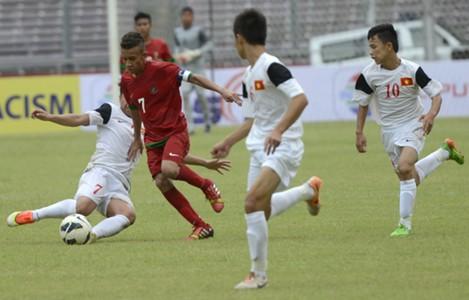 Egi Maulana - Indonesia U-16 & Vietnam U-16
