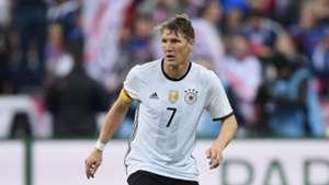Bastian Schweinsteiger | France v Germany | Friendly Match 13 Nov 2015