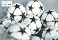 Samsung - Undian Liga Champions