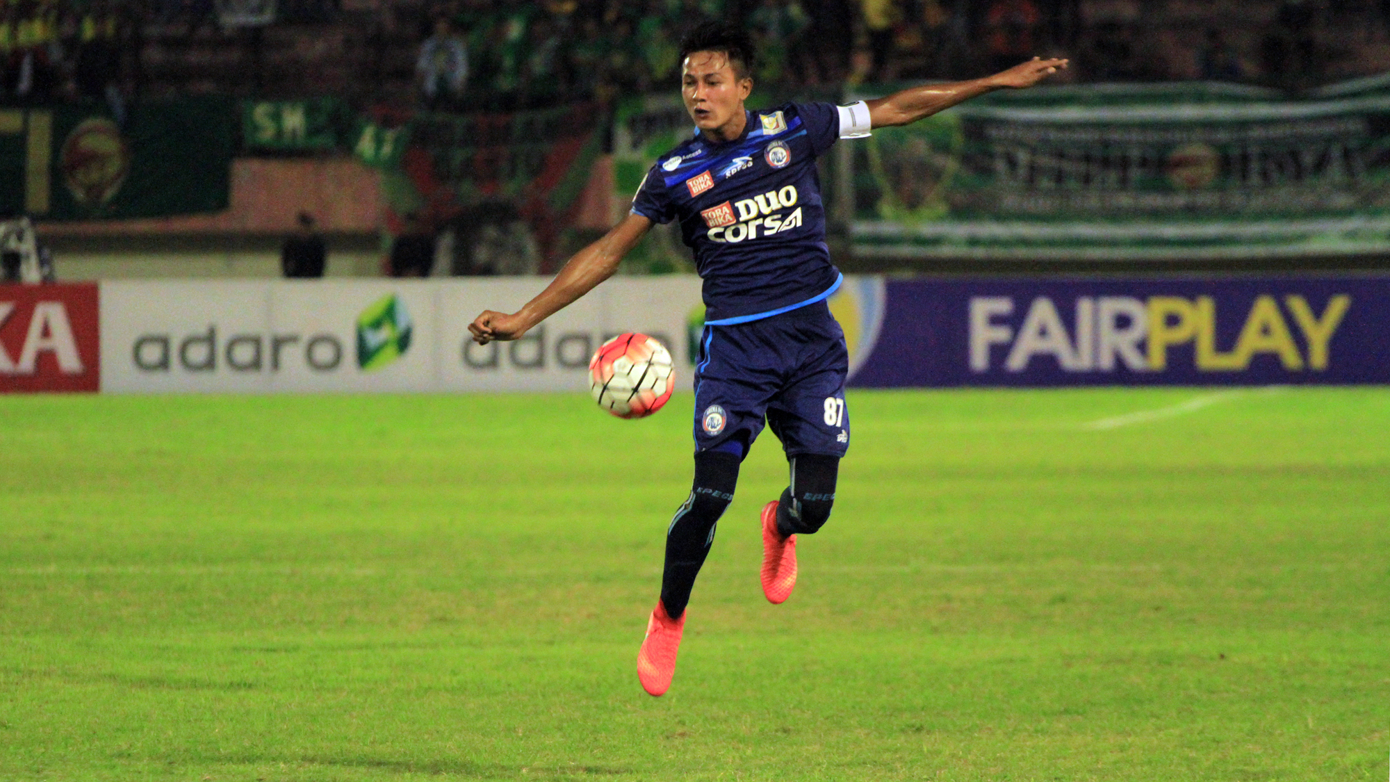 Johan Ahmat Farizi - Arema FC