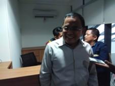 Dodi Reza Alex Noerdin-Presiden Klub Sriwijaya FC