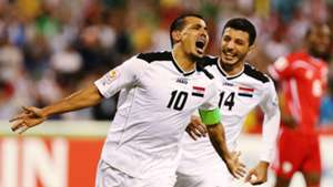 Younis Mahmoud - Iraq v Palestine - AFC Asian Cup 2015