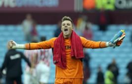 Jack Butland - Stoke City