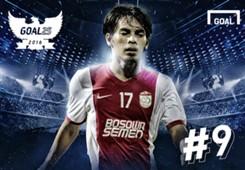 Goal 25 - Rasyid Bakri