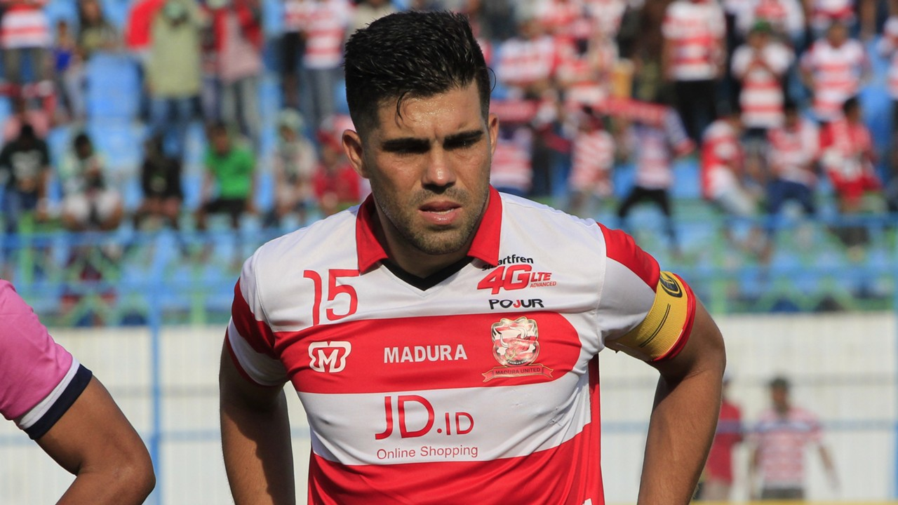 Persib Bandung Bantu Fabiano Beltrame Catat Rekor Anyar di Kompetisi Liga 1