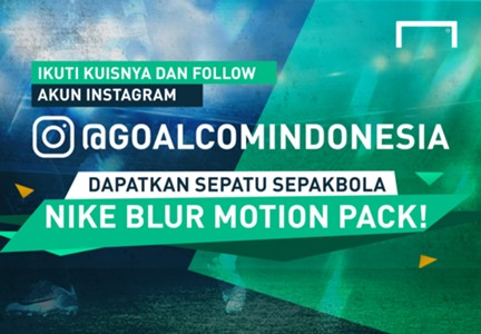 Promo Kuis Nike Blur Motion Pack Cover