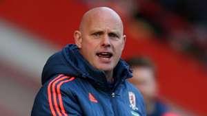 Steve Agnew - Middlesbrough