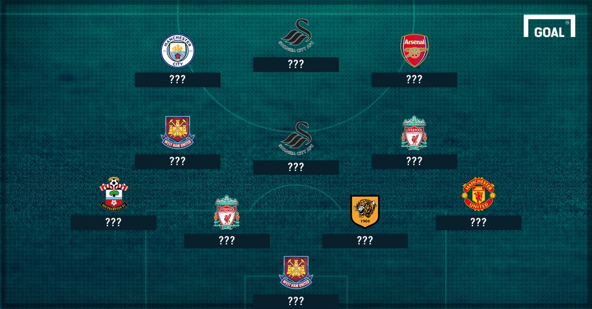 Sergio Aguero, Dimitri Payet & Tim Terbaik Liga Primer Inggris Matchday 13