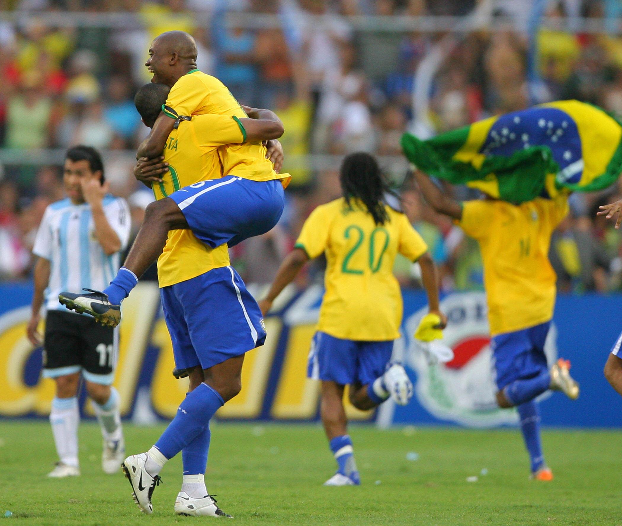 Julio Baptista - Copa America 2007