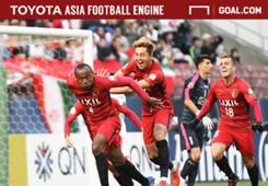 Toyota - Kashima Antlers