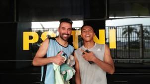 Elio Bruno Martins - Ganjar Mukti - PS TNI