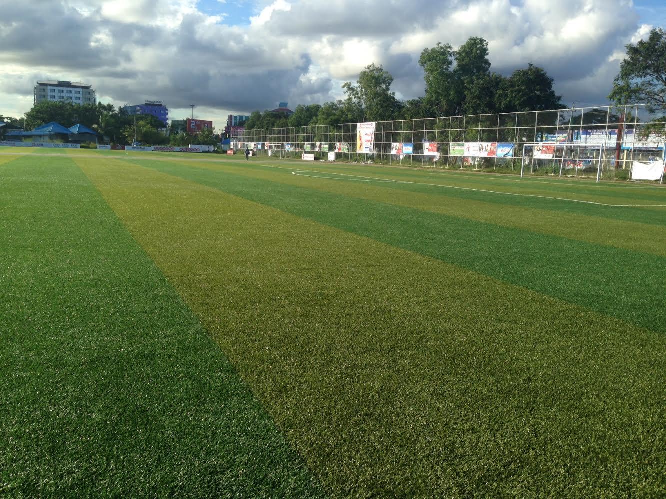 Fasilitas latihan asosiasi sepakbola Myanmar