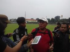 Suimin Diharja-Pelatih Persikad Purwakarta