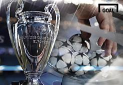 Cover Drawing Liga Champions