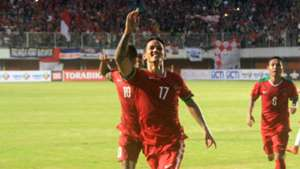 Irfan Bachdim   Indonesia vs Vietnam   Friendly Match   9 Oct 2016