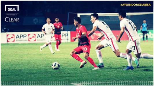 Clear Match Report Indonesia vs Hong Kong