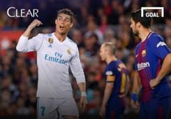 Clear - Cover - Cristiano Ronaldo