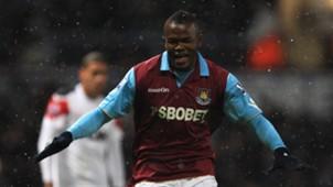 Victor Obinna - West Ham