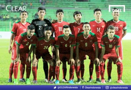 Clear - Jadwal AFF U18