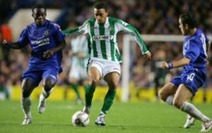 Real Betis Champions League 2005/06 Ricardo Oliveira