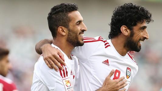 Ali Ahmed Mabkhout & Hamdan Al Kamali - United Arab Emirates [UAE] 150111