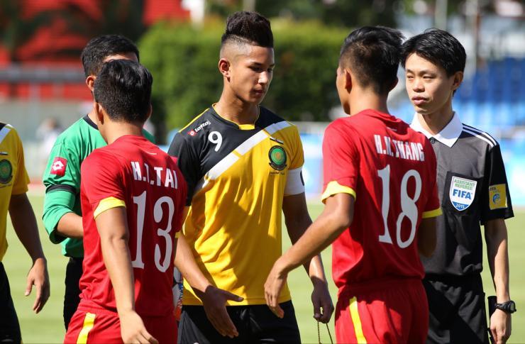 Faiq Jefri Bolkiah - Brunei U-23
