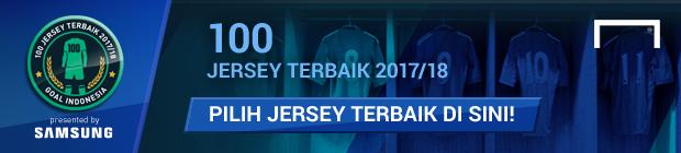Samsung - 100 Jersey 2017/18 Footer Banner