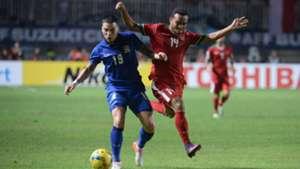 AFF Suzuki Cup 2016 Final: Rizky Pora & Tristan Do - Indonesia & Thailand