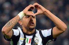 Arturo Vidal Juventus Chelsea