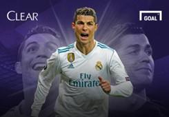 Clear - Ronaldo - Juventus