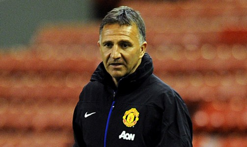 Warren Joyce - Manchester United