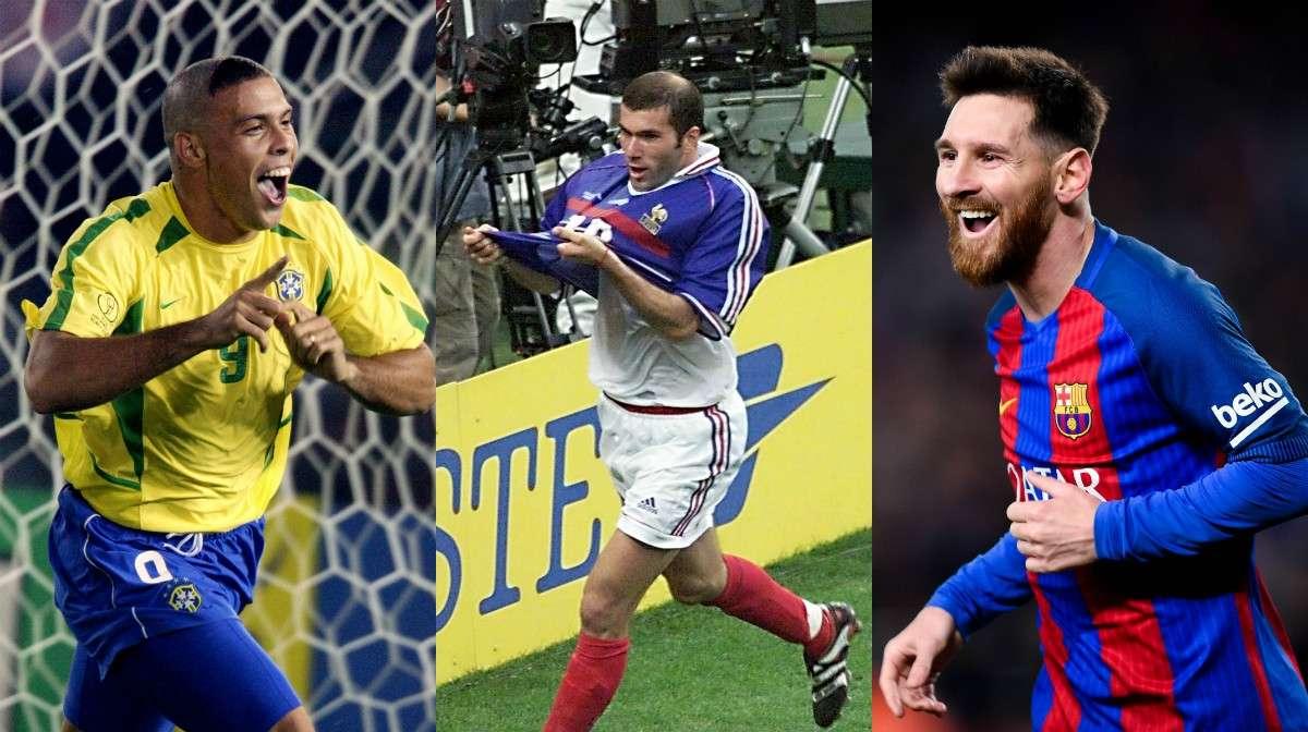 Dari Rossi Ke Messi: Daftar Pemain Terbaik Dunia Dari Tahun Ke Tahun