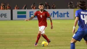 Stefano Lilipaly - Indonesia & Filipina - AFF Suzuki Cup 2016