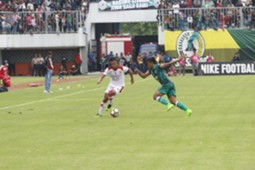 Joko Prayitno - Persis Solo vs PSS Sleman