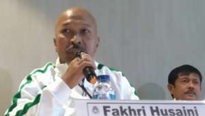 Fakhri Husaini Indonesia U-16