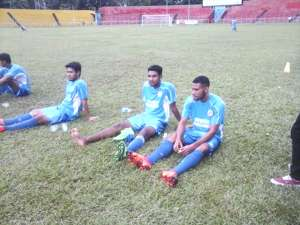 Fandry Imbiri & Christopher Sibi - Semen Padang