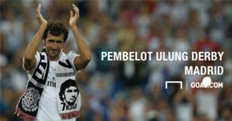 Para Pembelot Ulung Derby Madrid