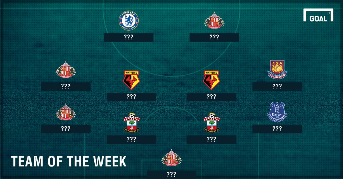 Diego Costa & Tim Terbaik Liga Primer Inggris Matchweek 12