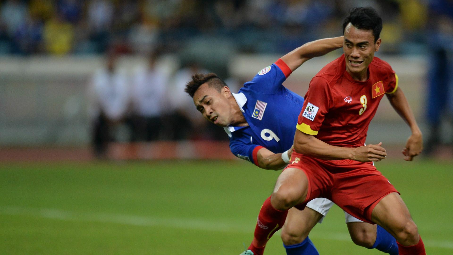 Le Phuoc Tu & Norshahrul Idlan - Malaysia vs Vietnam 07122014