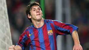 H&S -  2005 Gaya Rambut Lionel Messi