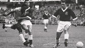 Pele | World Cup 1958 | Brazil vs Wales