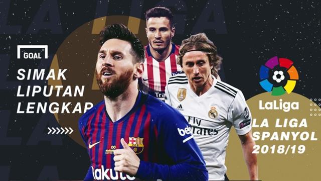Footer Banner La Liga