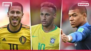 Bukalapak_Eden Hazard - Neymar - Kylian Mbappe